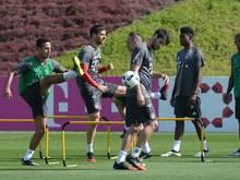 Xabi Alonso verspürt keinen Druck bei den Vertragsverhandlungen mit Bayern