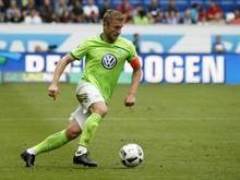 Jakub Błaszczykowski ist ins Training des VfL Wolfsburg zurückgekehrt