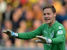 Torwart Vitus Eicher wechselt von 1860 München zum Liga-Konkurrenten FC Heidenheim