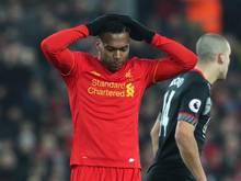Liverpool hat das Finale in Wembley verpasst