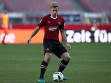 Wird dem 1. FC Nürnberg zwei Monate fehlen: László Sepsi