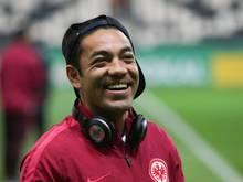 Marco Fabián schuftet für sein Comeback