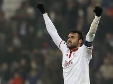 Vicente Iborra schoss den FC Sevilla zum Sieg imDerby gegenBetis