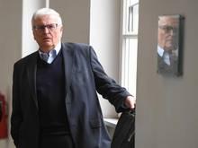 Theo Zwanziger ist mit einer Schadenersatzklage gegen das Land Hessen gescheitert