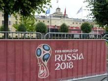 Über die Austragung der WM 2018 in Russland wird erneut diskutiert.