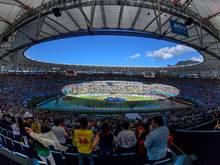 Beim Bau des Maracaná-Stadions in Río de Janeiro stiegen die Kosten auf 330 Millionen Euro an
