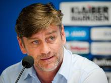 Oliver Kreuzer ist Sportdirektor des Karlsruher SC