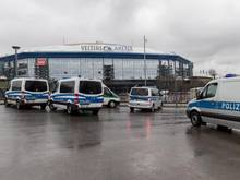 """Die Begegnung zwischenSchalke 04 und Ajax Amsterdam ist für die Polizei ein """"Hochrisikospiel"""""""