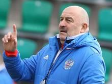 Stanislav Cherchesov wird seine Mannen in Neustift auf den Confed Cup vorbereiten