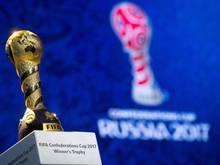 Der Confed Cup wird in diesem Jahr in Russland ausgetragen