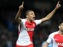 Die AS Monaco feiert gegen den FC Toulouse einen 3:1-Erfolg
