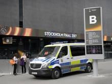 Verstärkte Sicherheitsmaßnahmen in Stockholm