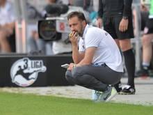 1860-Trainer Vitor Pereira fordert von seinen Spielern die richtige Einstellung