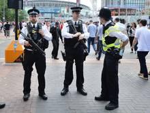 Am Hampden Park wird es verstärkte Personen- und Taschenkontrollen geben