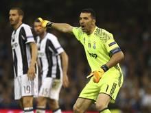 Der Traum lebt weiter: Gianluigi Buffon will unbedingt die Champions League gewinnen