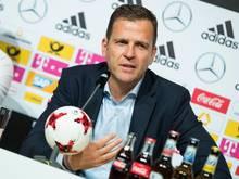 Die Sportliche Leitung war laut Oliver Bierhoff über den Kurztrip von Julian Draxler unterrichtet