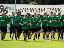 Hannover 96 ist in die Saisonvorbereitung gestartet