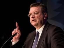 DFB-Präsident Reinhard Grindel lässt den Confed-Cup-Fluch nicht gelten