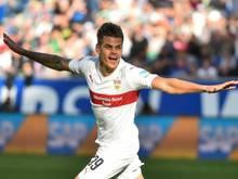 Jan Kliment läuft in der kommenden Saison nicht für den VfB Stuttgart auf