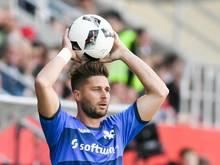 Markus Steinhöfer hat seinen Vertrag bis 2019 verlängert