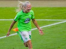 Pernille Harder ist die Schlüsselspielerin im dänischen Team