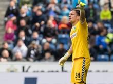 Balázs Megyeri bleibt Stammkeeper bei der SpVgg Greuther Fürth