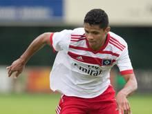 Douglas Santos konnte wieder mit der Mannschaft trainieren