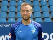 Marco Stiepermann wechselt vom VfL Bochum zum englischen Zweitligisten Norwich City