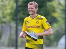 Steht beim BVB vor seinem Comeback: André Schürrle