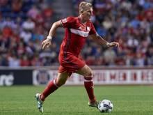 Bastian Schweinsteiger und Chicago Fire verlieren erneut auf fremden Platz