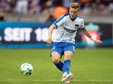 Maximilian Mittelstädt muss wegen Fußbeschwerden aussetzen. Foto: Soeren Stache