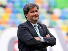 Sporting-Präsident Bruno de Carvalho wurde sechs Monate gesperrt