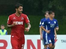 Droht zum Bundesliga-Auftakt auszufallen: Der Kölner Leonardo Bittencourt.