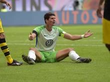 Gegen den BVB ist der Plan des VfL Wolfsburg nicht aufgegangen