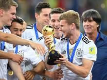 Viele Confed-Cup-Sieger rechnen sich WM-Chancen aus