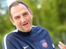 Frank Schmidt ist der dienstälteste Trainer in den deutschen Profiligen