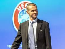 Aleksander Čeferin äußerte sich zum Thema Videobeweis