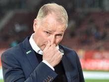 FCA-Sportdirektor Stefan Reuter wirft Ralph Hasenhüttl Doppelmoral vor