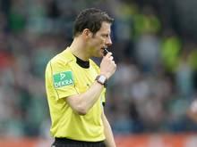 Wolfgang Stark wird in Leverkusen als Video-Assistent zum Einsatz kommen