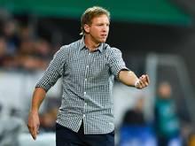 """Beteiligt sich als erster Trainer an """"Common Goal"""": Julian Nagelsmann"""
