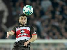 Wird dem FC St. Pauli voraussichtlich vier Wochen fehlen: Flügelspieler Cenk Şahin