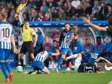 Genki Haraguchi wurde vom DFB-Sportgericht für zwei Spiele gesperrt.