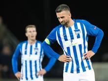 Vedad Ibišević soll in der Endphase des Spiels eingewechselt werden