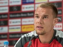 Holger Badstuber fehlt dem VfB Stuttgart auch beim HSV