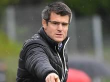 Trainer Jens Scheuer stürzte mit den Frauen des SC Freibug die Wolfsburgerinnen von der Tabellenspitze