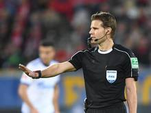 Felix Brych kann sich Hoffnungen auf eine WM-Teilnahme machen