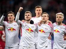 RB Leipzig will es gegen den AS Monaco richtig krachen lassen