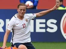 Die Norwegerin Kristine Minde wechselt zum VfL Wolfsburg