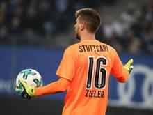Von 2010 bis 2016 spielte VfB-Keeper Zieler für Hannover