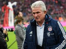 Kehrt am Samstag nach Mönchengladbach zurück: Jupp Heynckes